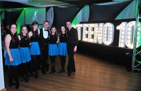 Steenos Celtic Gala Evening, Exeter, UK - 9 Mar 2018