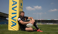 Aviva Premiership Final preview, - Exeter Chiefs, Exeter, UK - May 23 2018