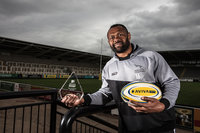 Aviva Player of the Month, Niki Govena, Newcastle, UK - 3 May 20
