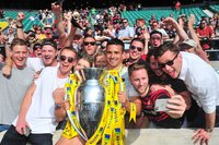 Exeter Chiefs v Saracens, Twickenham, UK - 26 May 2017