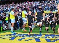 Exeter Chiefs v Saracens, Twickenham, UK - 26 May 2017