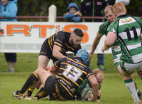 Cornwall v Devon, Camborne UK - 12 May 2018