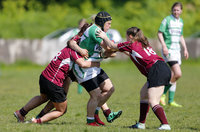 Devon Ladies v Gloucestershire, Teignmouth, UK - 6 May 2018