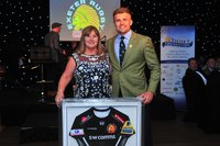 Exeter Chiefs End of Season Awards, Exeter, UK - 3 May 2018