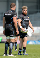 Exeter Chiefs Training, Exeter, UK - 23 May 2018