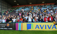 Harlequins v Exeter Chiefs, Twickenham, UK - 05 May 2018