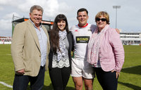 Plymouth Albion v Loughborough Students, Plymouth, UK - 12 May 2