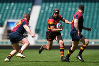 Saltash RFC v Wath Upon Dearne RUFC, Twickenham UK - 06 May 2018