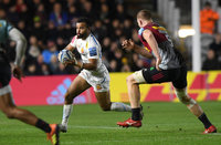Harlequins v Exeter Chiefs, Twickenham, UK - 30 Nov 2018