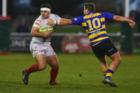 Plymouth Albion v Old Elthamians, Plymouth, UK - 03 Nov 2018