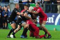 Bath Rugby v Toulouse, Bath, UK - 13 Oct 2018