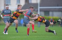 Cinderford v Plymouth Albion, Cinderford, UK - 13 Oct 2018