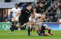 England v New Zealand, Twickenham, UK - 10 Nov 2018