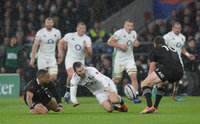 England v New Zealand, Twickenham, UK - 10 Nov 2018