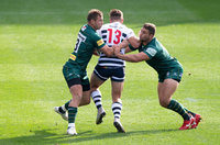 London Irish v Yorkshire Carnegie, Reading, UK - 13 Oct 2018