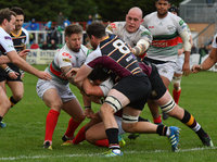 Plymouth Albion v Caldy, Plymouth, UK - 06 October 2018
