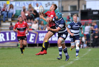 Cornish Pirates v Coventry Rugby, Penzance, UK - 09 September 2018