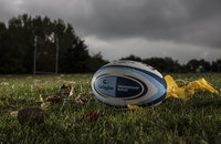 Gallagher Premiership Rugby Ball, Guilford, UK - 12 Sept 2018