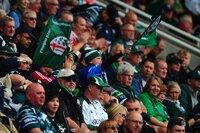 London Irish v Nottingham Rugby, Reading, UK - 8 Sep 2018