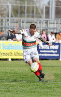 Plymouth Albion v Blackheath, Plymouth, UK -15 September 2018