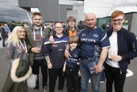 Sale Sharks v Worcester Warriors , Manchester, UK - 9 Sept 2018