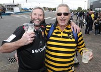 Wasps v Exeter Chiefs, Coventry, UK - 08 Sep 2018