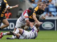 Wasps v Leicester Tigers, Coventry, UK - 16 Sep 2018