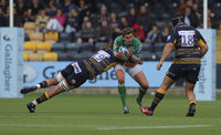 Worcester Warriors v Newcastle Falcons, Worcester, UK - Sept 15