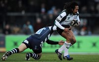 Bristol Rugby v London Irish 301108
