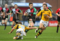 Harlequins v London Wasps 161108