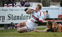 Henley v Plymouth Albion 120108