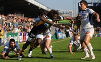 London Wasps v Castres Olympique 121008