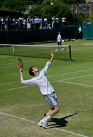 Wimbledon Tennis Day 07 26062011